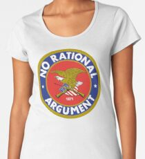No Rational Argument Women's Premium T-Shirt