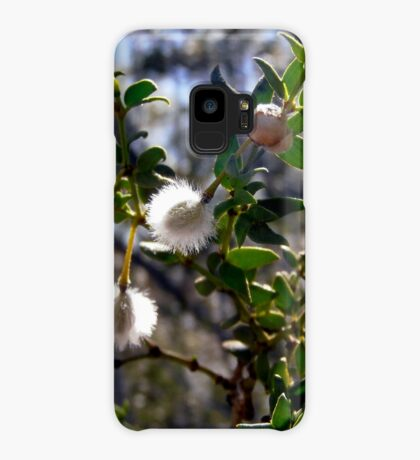 Creosote bush seeds Case/Skin for Samsung Galaxy