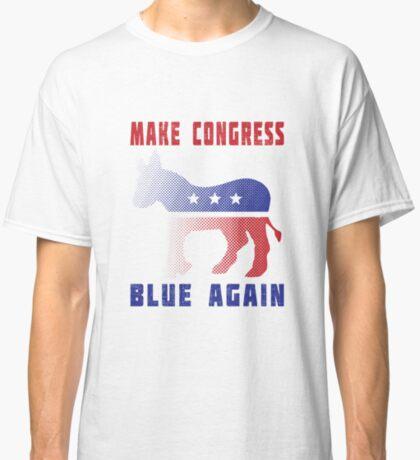 Make Congress Blue Again Classic T-Shirt