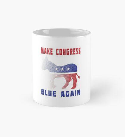Make Congress Blue Again Mug