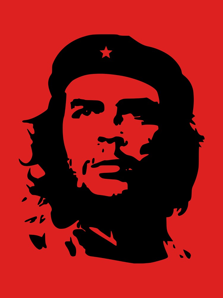 Che Guevara  by BenjiKing