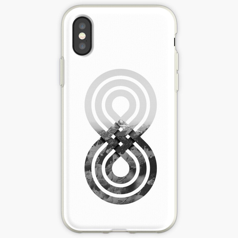 Nature's knot iPhone Case & Cover