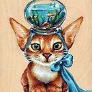 Fish Keeper by tanyabond