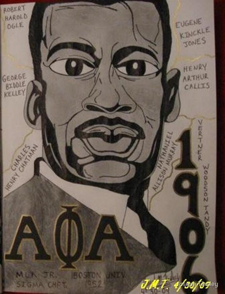 MLK by Joseph Tinsley