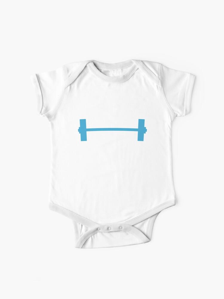 Dad Bod Funny Gewichtheben Shirt Vatertag Geschenk Baby Body