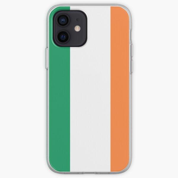 Irish Flag Art iPhone Soft Case