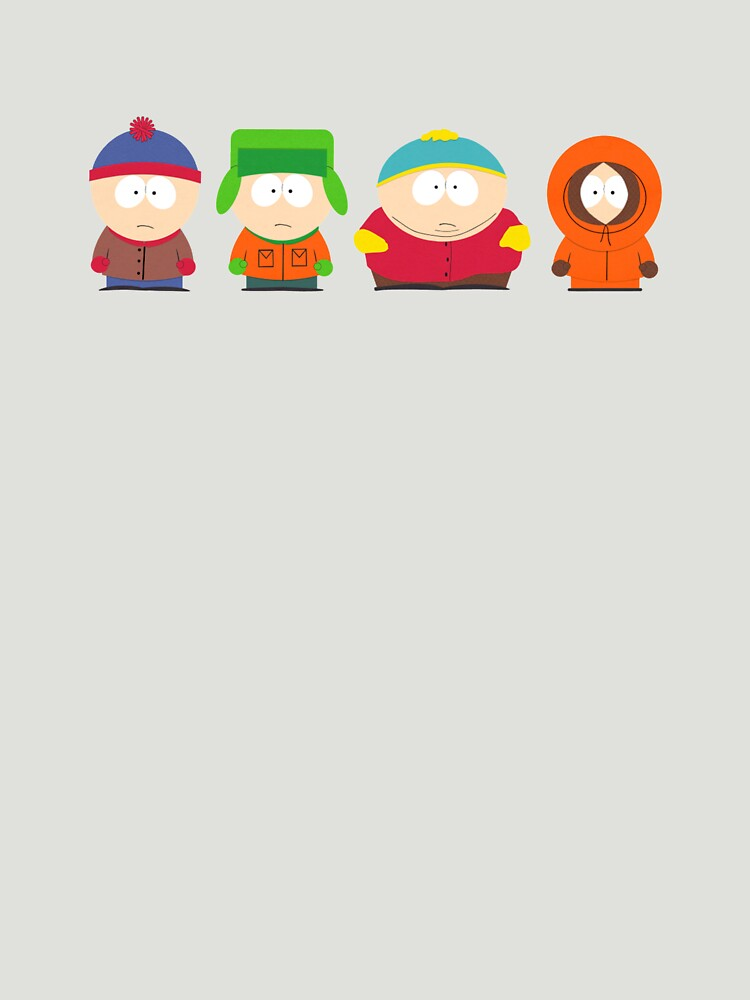 South Park by Creepyhand