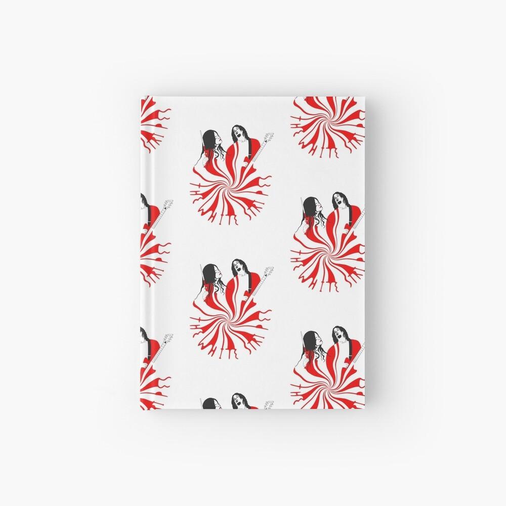 Candy Cane Children Hardcover Journal