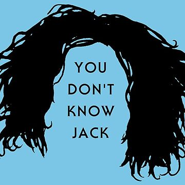You don't know Jack by delosangeles
