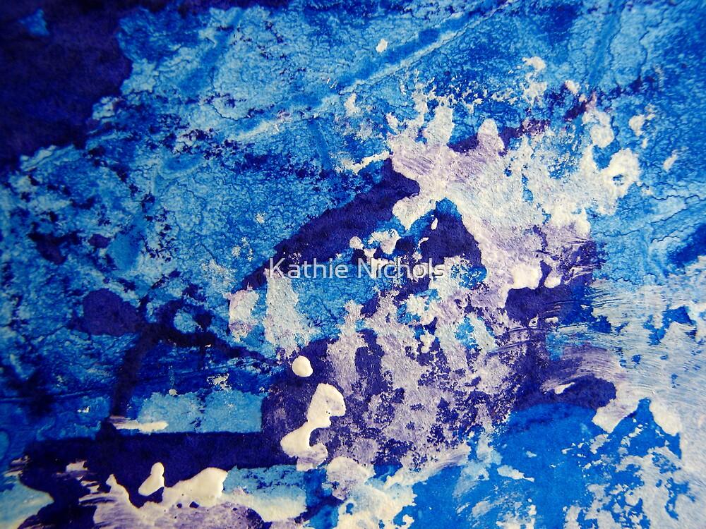 Crescendo in Blue by Kathie Nichols