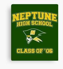 Neptune High School Class of '06 Canvas Print
