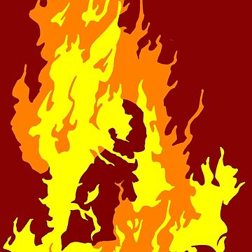 The Self-Immolation of Thích Quảng Ðức by delosangeles
