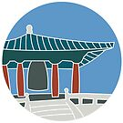 LA a Day - Korean Friendship Bell by jenlinhua