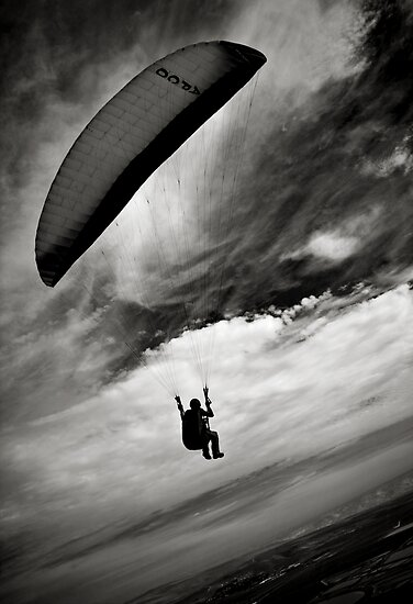 one on one with sky by Victor Bezrukov