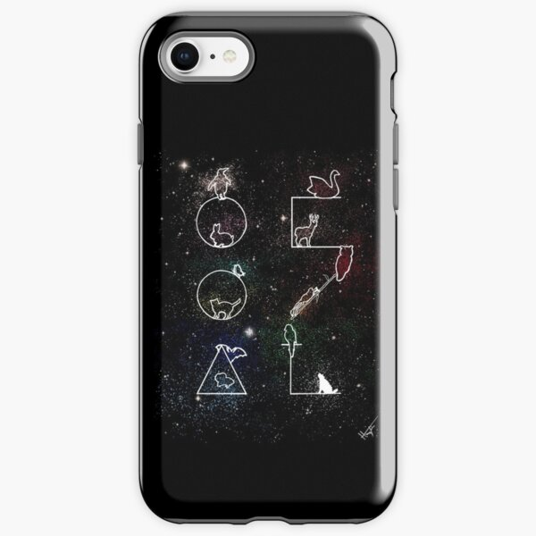 LOONA - Galaxy  iPhone Tough Case