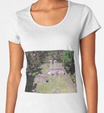 Dummitt Historical Plantation Mills Ruins Women's Premium T-Shirt