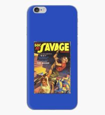 Doc Savage August 1937 iPhone Case