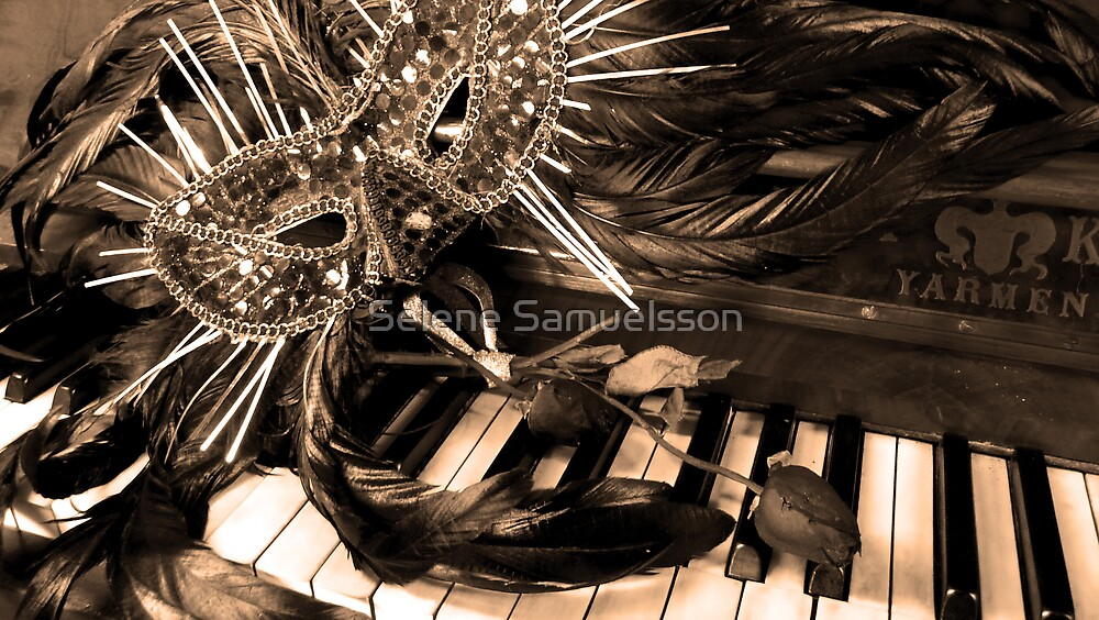 The Masquerade by Selene Samuelsson