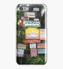 Animal Kingdom Signs iPhone Case/Skin