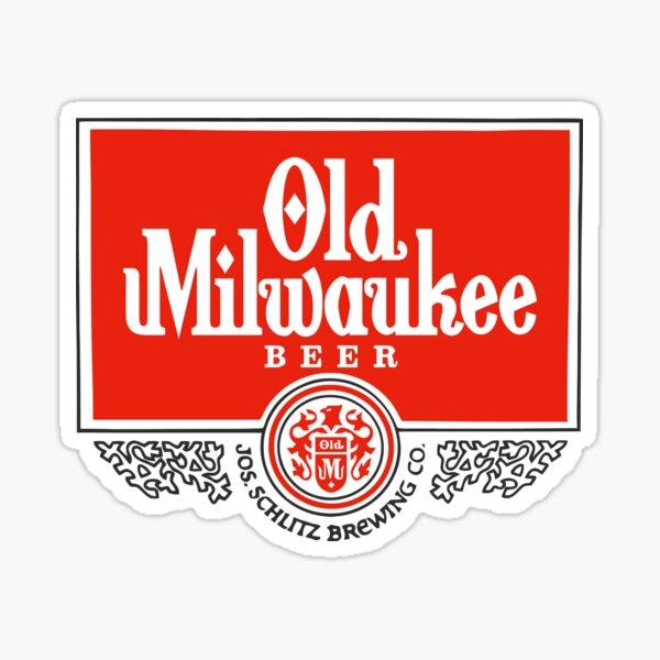 OLD MILWAUKEE Sticker