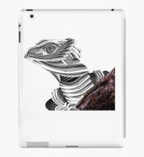 Robot Reptile iPad Case/Skin