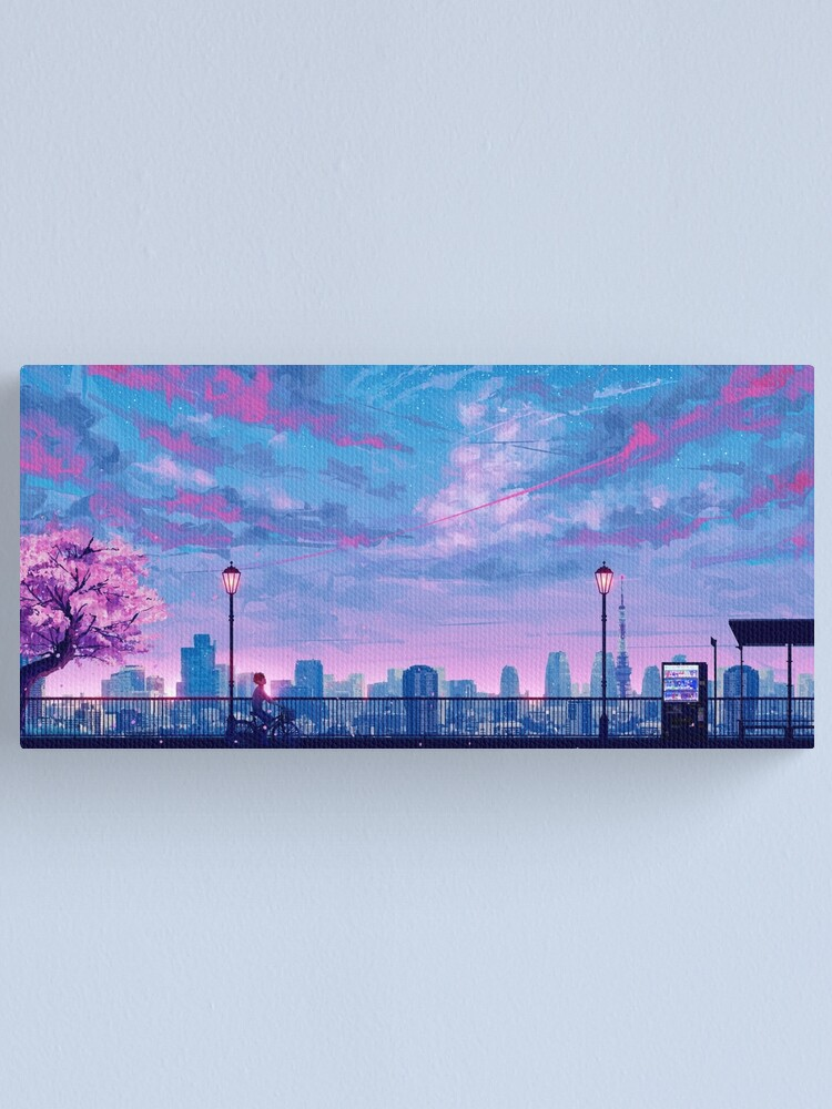 Alternate view of Let's Go Home Canvas Print