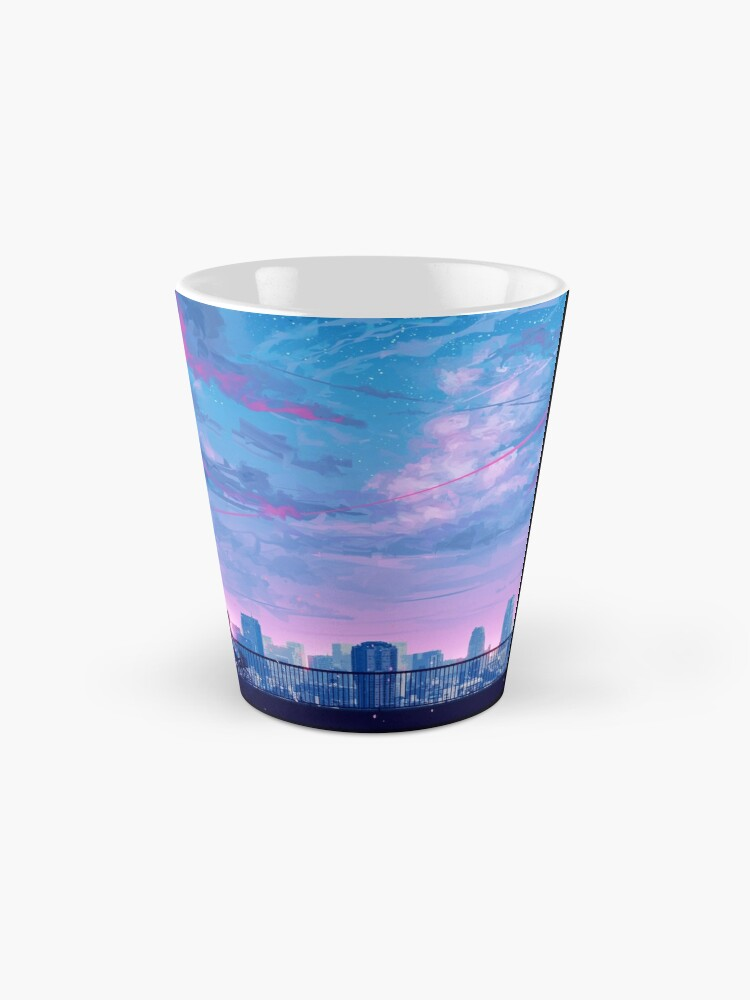 Vista alternativa de Taza Vamos a casa