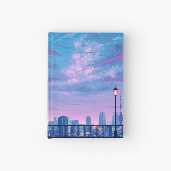 Let's Go Home Hardcover Journal