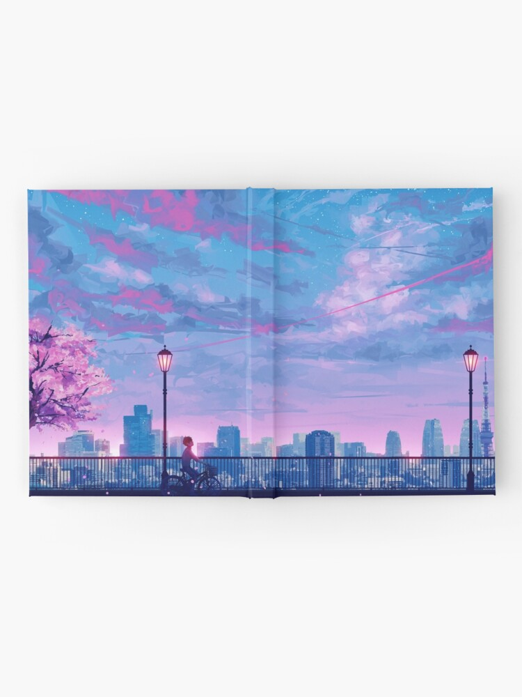 Alternate view of Let's Go Home Hardcover Journal