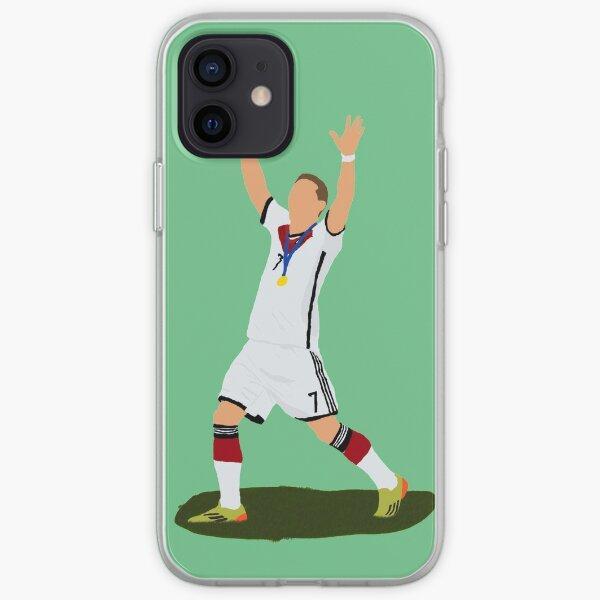 Schweinsteiger Minimalist iPhone Soft Case
