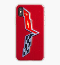 Corvette Flag iPhone Case