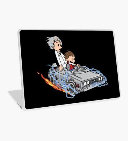 Great Scott Cruising Laptop Skin