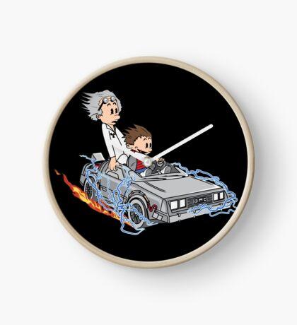 Great Scott Cruising Clock
