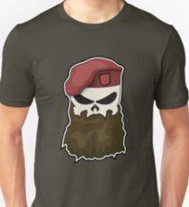 Tactical Bearded Skull Unisex T-Shirt