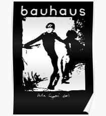 Póster Camisa muerta de Bauhaus Bela Legosi