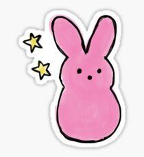 LiL Peep Bunny logo Sticker