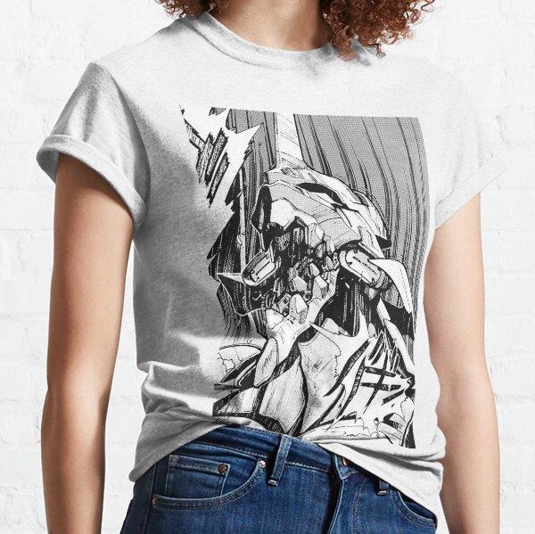 Evangelion Unit 01 Berserk Manga Classic T-Shirt