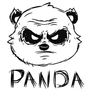 Panda by Bika-art