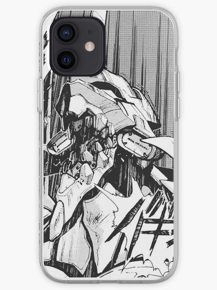 Evangelion Unit 01 Berserk Manga   iPhone Case & Cover