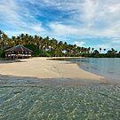 Virgin Cocoa Island by Norbert Probst