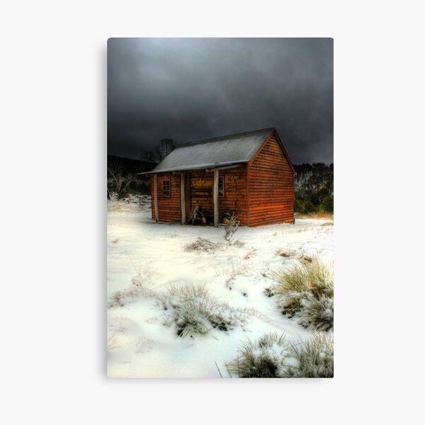 Delaney's Hut Canvas Print