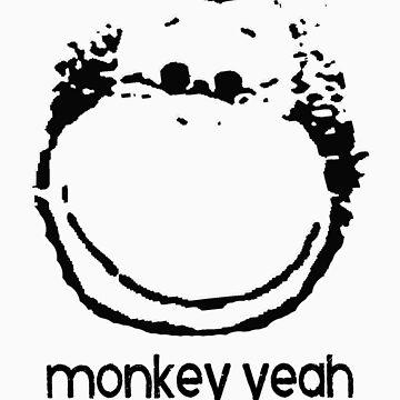 Monkey Yeah by alexv
