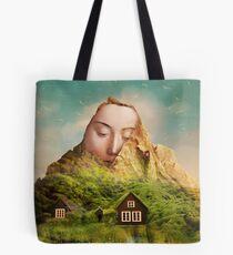 Eva's fjord Tote Bag