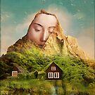 Evas Fjord von Catrin Welz-Stein