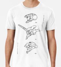 Camiseta premium para hombre Unidades Eva