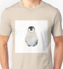 Cute animal No.2 Shy Penguin T-Shirt