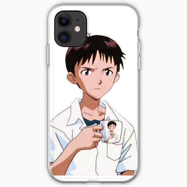 Shinjiception iPhone Soft Case