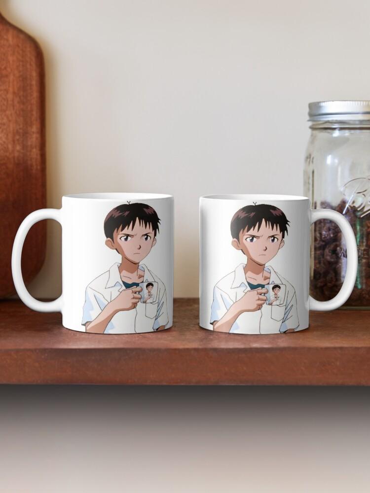 Alternate view of Shinjiception Mug