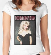 Courtney Parton Women's Fitted Scoop T-Shirt