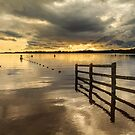Muckross Jetty, Lough Erne by Adrian McGlynn